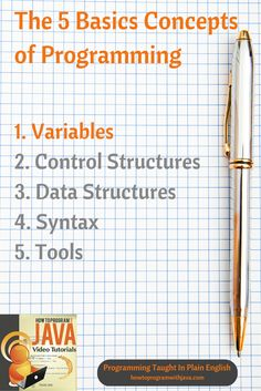 This Java tutorial will explain to beginners exactly how variables work inside the Java programming language. #Java