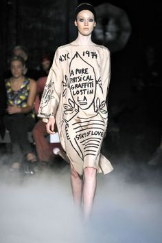 Jean-Charles De Castelbajac Spring/Summer 2012 Ready-To-Wear Collection | British Vogue