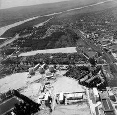 1969 The future Liman settlements.