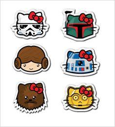 hello wars stickers