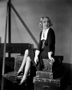 The Hitless Wonder Movie Blog: Why Carole Lombard Is My Favorite Actress