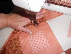Longarm Quilting with Rulers and Templates, Part 1