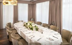 Host Your Christmas Party At West Park Hotel - Conferences At West Park Hotel London - Book A Hotel Venue For Meetings & Functions. London Hotels, Park Hotel, Restaurant Bar, Luxury, Book, Party, Christmas, Home Decor, Xmas