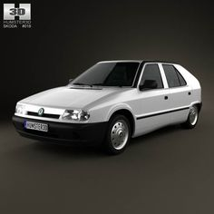 Skoda Felicia 1998 3d model from humster3d.com. Price: $75