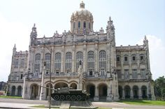 The Museum of the Revolution is a museum located in the Old Havana section of Havana, Cuba. The museum is housed in what was the Presidential Palace of all Cuban presidents from Mario García Menocal to Fulgencio Batista.