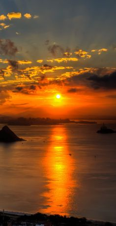 sunset-at-rio-de-janeiro