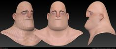 Bob Parr by Bjarmi Saemundsson | 3D | CGSociety