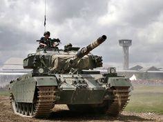 Centurion Mark 7.1 Battle Tank