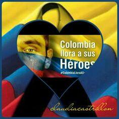 Colombia de luto