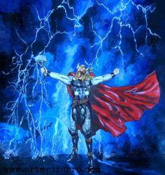 """Post """"ORÍGENES DE LOS VENGADORES FUNDADORES (II): THOR"""". http://www.dynamicculture.es/origen-de-vengadores-thor/  #Thor"""