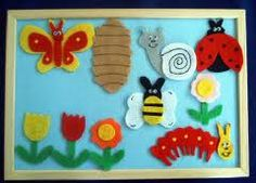 Free Printable Lesson Plans: Free Printable Felt Board Story Patterns