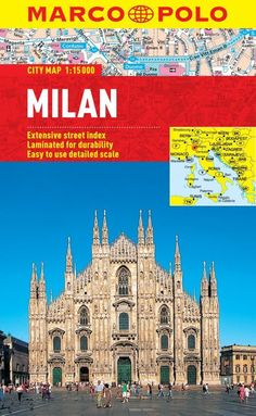 Milan, Italy by Marco Polo Travel Publishing Ltd