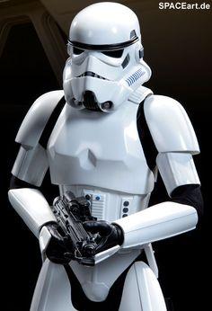 Star Wars: Stormtrooper - Premium Format Statue Star Wars Characters, Fantasy Characters, Galactic Republic, Star Wars Models, My War, Star Wars Merchandise, Star Wars Images, Star Wars Fan Art, Storm Troopers