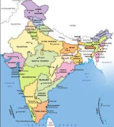Map Of India http://www.mapsofindia.com/ Website with road maps