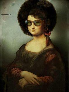 Funny Mona Lisa Parodies! | Just Imagine - Daily Dose of Creativity
