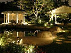 10 Best Pool Area Lighting Images Landscape Lighting