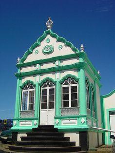 The Império Divino Espírito Santo, Ilha Terceira - Portugal