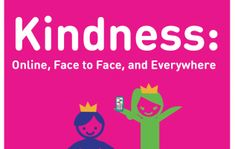 Lesson: Kindness: Online, Face to Face, and Everywhere - Educate Empower Kids Internet Safety For Kids, Cyber Safety, Digital Citizenship, Parental Control, Lesson Plans, Remote, Parenting, Teaching, How To Plan