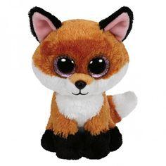 Ty Inc. Beanie Boos - Slick Brown Fox. Beanie BabiesTy ... ed3bb332e353