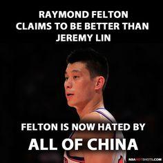 [Memes] Raymond Felton Memes Funny Humor Pics | NBAHotShots.com     Cool and Funny!
