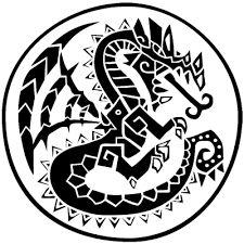 """Résultat de recherche d'images pour """"symbole du dragon croq"""""""