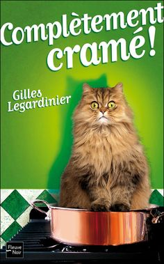 A book that's guaranteed to bring you joy I Complètement cramé! by Gilles Legardinier Feel Good Books, Books To Read, My Books, Butler, Gilles Legardinier, Cinema, Lectures, Book Lists, Ebook Pdf