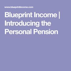 Ssanalyze bedrock capital management dont lose this calculator blueprint income introducing the personal pension malvernweather Image collections