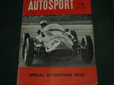 SILVERSTONE INTERNATIONAL 1955 PETER COLLINS MASERATI 250F MIKE HAWTHORN VANWALL Jochen Rindt, British Grand Prix, Maserati, Racing, Ebay, Running, Auto Racing
