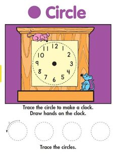 FREE Printable Educational Worksheets at FunPup.com!    Drawing and coloring make learning shapes fun for you preschooler!  Using these free printable worksheets your child will practice drawing and recognizing circles, squares, rectangles, ovals and diamonds! $0.00