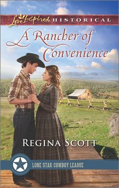 Regina Scott - A Rancher of Convenience
