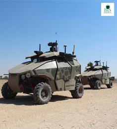 The global UGV market has a lot of sprouting opportunities across defense and security applications, viz.