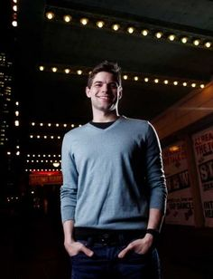 "In this Feb. 21, 2012 photo, actor Jeremy Jordan poses for a portrait in New York. Jordan stars in the Broadway musical ""Newsies,"" opening March 29. Photo: Carlo Allegri / AP"