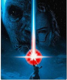 "76 Likes, 1 Comments - Nick D. Storm (@21nickstorm) on Instagram: ""Parallel The Last Jedi poster #thelastjedi #lastjedi #jedi #starwars #kyloren #sw #lukeskywalker"""
