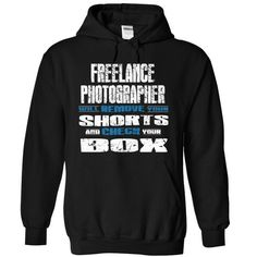 FREELANCE PHOTOGRAPHER - MAYBE WRONG - #gift ideas #gifts for guys. GET YOURS => https://www.sunfrog.com/Funny/FREELANCE-PHOTOGRAPHER--MAYBE-WRONG-6440-Black-6734052-Hoodie.html?68278