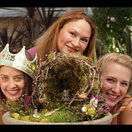 Make Your First Fairy and Miniature Garden ~ video by Shirley Bovshow
