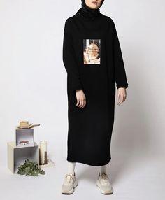 Stylish Hijab, Modest Fashion Hijab, Street Hijab Fashion, Casual Hijab Outfit, Hijab Chic, Muslim Fashion, Elegant Outfit, Hijab Elegante, Crochet Skirt Pattern