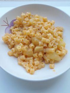 Pasta e patate con il bimby | Blog Family