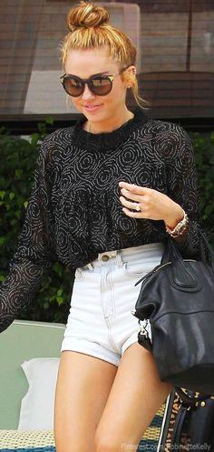 Street Style | Miley Cyrus