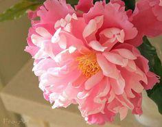 Цветы ручной работы - Новые весенние букетики