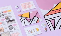 Museo del 900 – Yearly programme on Behance