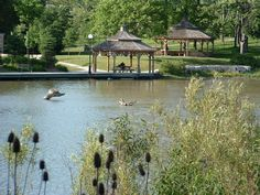 Park contains a range of facilities that reflect the different styles and period of construction in its long history. Waterloo Ontario, Different Styles, Period, Range, Construction, Mansions, Park, History, House Styles
