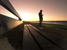 Xavier Dragner - Knysna Sunsets