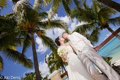 Wedding photo_Fiesta Americana Coral Beach /ウエディングフォト_フィエスタ アメリカーナ コーラルビーチ_AkiDemi Photography