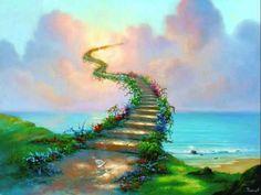 Led Zeppelin- Stairway to Heaven with Lyrics