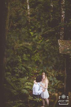 O pré wedding de Patrícia e Luan por Junior Alm _ Noivos Flor de Lis