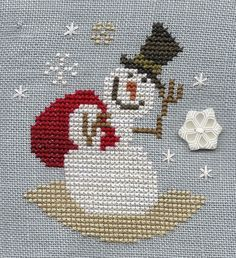 Christmas Cross Stitch Alphabet, Xmas Cross Stitch, Just Cross Stitch, Beaded Cross Stitch, Crochet Cross, Simple Cross Stitch, Modern Cross Stitch, Cross Stitch Designs, Cross Stitching