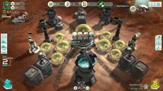 """Multiplyaer Video Game Mars Tomorrow """"You have the chance to make history! Be one of the first brave souls to leave footprints on the red planet."""""""
