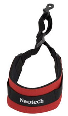 Neotech: Soft Saxophone Strap - Red. £19.99