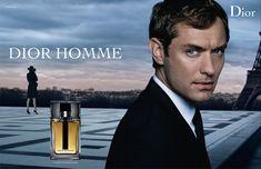 8d09cef61b47 publicité   Publicité pour le parfum « Dior Homme   «creat21 Christian Dior  Homme,