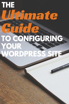 Awesome step by step guide for setting up a Wordpress blog!